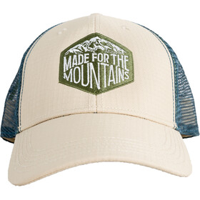 United By Blue Made For The Mountains Ripstop Trucker-lippis, tan